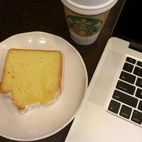 Photo taken at Starbucks by Patrick E. on 2/21/2014