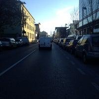 Photo taken at Via Benigno Crespi by El Pollo Gordo on 12/17/2013
