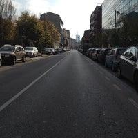 Photo taken at Via Benigno Crespi by El Pollo Gordo on 11/17/2013