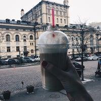 Снимок сделан в Espresso Window пользователем Viktoria P. 1/14/2017