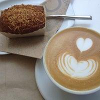 Photo prise au C+M (Coffee and Milk) LACMA par stephanie le12/11/2012