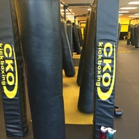 Photo taken at Cko Kickboxing Eatontown by stephanie on 8/17/2016