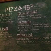 Photo taken at PizzaHacker by louis . on 1/31/2014