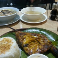 Photo taken at Inasal Chicken Bacolod by Popi G. on 4/19/2014