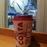 Photo taken at Costa Coffee by Simon C. on 1/11/2013
