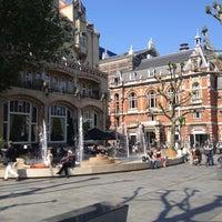 Photo taken at Hampshire Hotel - Amsterdam American by John B. on 6/7/2013