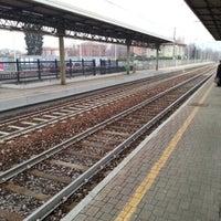 Photo taken at Stazione Portichetto Luisago by carlo g. on 1/15/2013