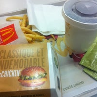 Photo taken at McDonald's by Maud H. on 2/14/2013