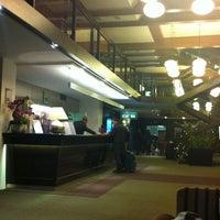 Photo taken at Hotel Olšanka by Tany G. on 12/29/2012