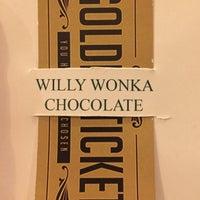 6/20/2018 tarihinde Hilal U.ziyaretçi tarafından Willy Wonka Chocolate'de çekilen fotoğraf