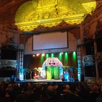 Photo taken at Morecambe Winter Gardens Theatre by David L. on 5/3/2014