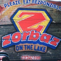 Photo taken at Zorbaz on Little Pine by Michelle P. on 1/1/2013
