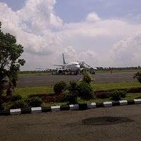Photo taken at Radin Inten II Airport (TKG) by ★Anggapung™ on 10/17/2012