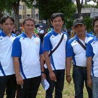 Photo taken at Lapangan Merah Enggal by ★Anggapung™ on 11/21/2012