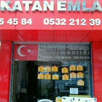 Photo taken at Okatan Emlak & İnşaat by Serhat . on 12/30/2012