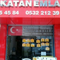 Photo taken at Okatan Emlak & İnşaat by Serhat . on 12/28/2012