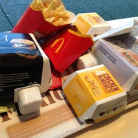 Photo taken at McDonald's by Kiki R. on 2/2/2013