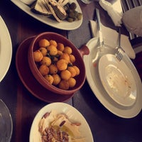 Photo taken at Levant Restaurant by Manal M. on 12/6/2015
