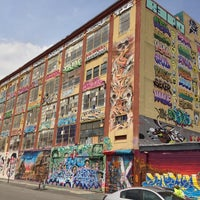 Photo taken at 5 Pointz by Stas S. on 6/2/2013