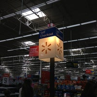 Photo taken at Walmart Supercenter by Lorenzo P. on 12/31/2012