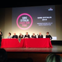 """Photo taken at Cinema Teatro """"I Portici"""" by Ale S. G. on 3/3/2014"""
