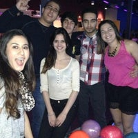 Photo taken at Prime Time Bowling by Louise C. on 4/21/2013