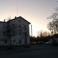 Photo taken at Bahnhof Nierstein by Katja L. on 3/2/2013
