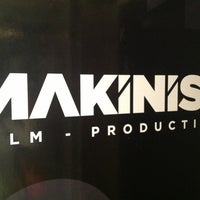 Photo taken at Makinist Film - Production by Fatma G. on 9/21/2013