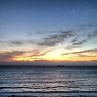 Photo taken at W Fort Lauderdale by Serbülent P. on 3/15/2013