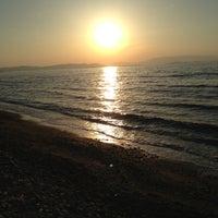 4/24/2013 tarihinde Işıl D.ziyaretçi tarafından Güzelbahçe Sahili'de çekilen fotoğraf
