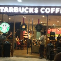 Photo taken at Starbucks Coffee by Josef Y. on 12/28/2012