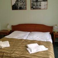 Photo taken at Hotel ANNA Prague by Arkady E. on 12/31/2012