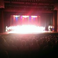 Photo taken at Gordon Center For Performing Arts by David K. on 6/1/2014