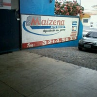 Photo taken at Maizena Auto Centro by Helder S. on 1/5/2013