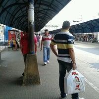 Photo taken at Terminal 1 / T1 - Constantino Nery by Rodrigo D. on 4/25/2013