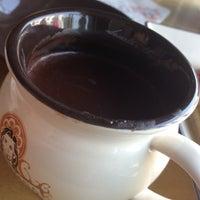 Photo taken at Chocolateria San Churro by Nandini G. on 10/15/2012