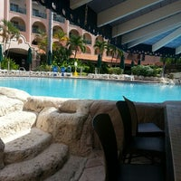 Photo taken at Accra Beach Hotel & Spa by Michael A. on 10/18/2013