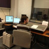 Photo taken at radio3w by Olga M. on 1/29/2013