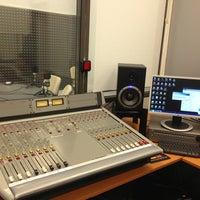 Photo taken at radio3w by Olga M. on 2/5/2013