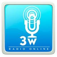 Photo taken at radio3w by Olga M. on 1/23/2013