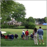Photo taken at Quail Hollow Club by Kevin L. on 5/2/2013