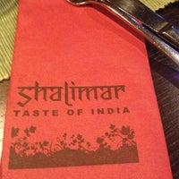 Photo taken at Shalimar by Kai J. on 12/13/2012