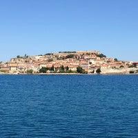 Photo taken at Isola d'Elba by Casandra R. on 7/1/2013