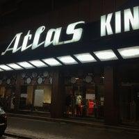 Photo taken at Kino Atlas by Jan Š. on 1/24/2013