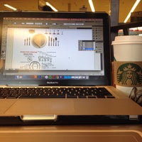 Photo taken at Starbucks by Nelly M. on 9/19/2015