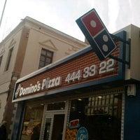 12/23/2013 tarihinde  Ozlem Y.ziyaretçi tarafından Domino's Pizza'de çekilen fotoğraf