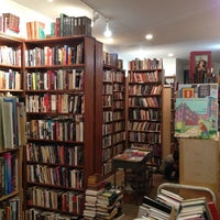 Photo taken at Unnameable Books by Varun S. on 5/12/2013