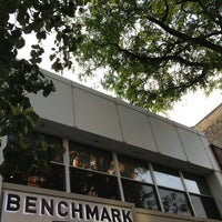 Photo taken at Benchmark by Robin N. on 9/3/2013