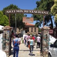 6/22/2013 tarihinde Mehmet S.ziyaretçi tarafından Şirince Artemis Şarap ve Yöresel Tadlar Evi'de çekilen fotoğraf