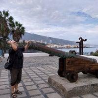 Photo taken at Puerto de la Cruz by Panda H. on 10/5/2018